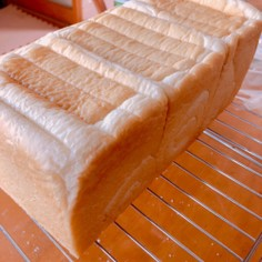 冷蔵発酵中種70% 蜂蜜 角食パン 2斤