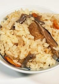 炊き込みご飯(もち米ちょびっと)♪