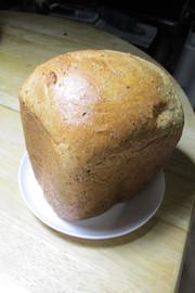 チアシード入り大豆粉ふすま食パンの写真