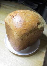 チアシード入り大豆粉ふすま食パン