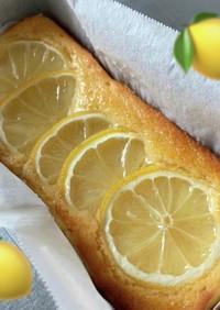 おからのレモンケーキ