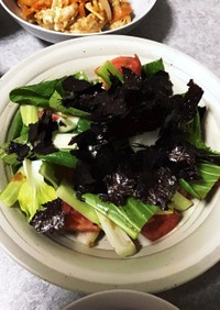 サラダ青梗菜