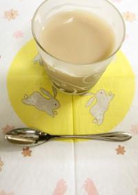 ♥紅茶ミルクプリン♥