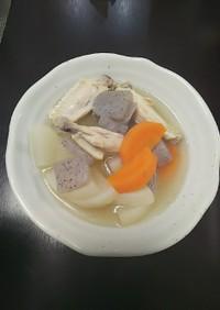 鶏野菜スープ(煮込み?)