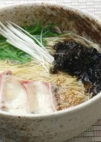 塩ラーメンスープ 簡単 本格鯛だし中華麺