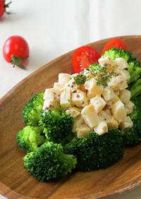 茹で卵不要!タルタルのブロッコリーサラダ