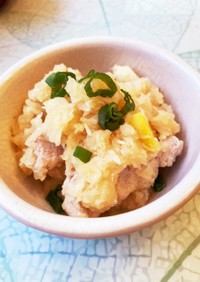 豚肉生姜おろしポン酢