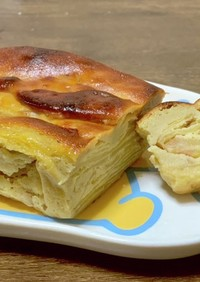 ヘルシーりんごケーキ