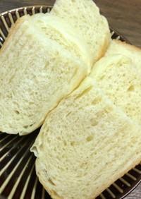 炊飯器で簡単!生クリーム入り白パン