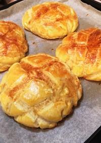 台湾式メロンパン!菠蘿麵包