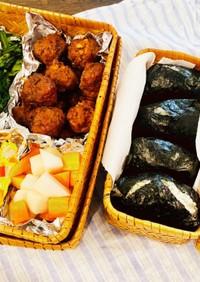 小松菜の海苔和え♡お弁当『きのう何食』9