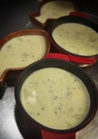 自家製コーンスープ(*≧∀≦*)