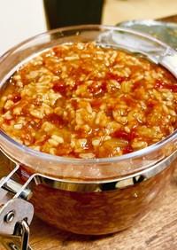 麹で作る発酵トマトケチャップ
