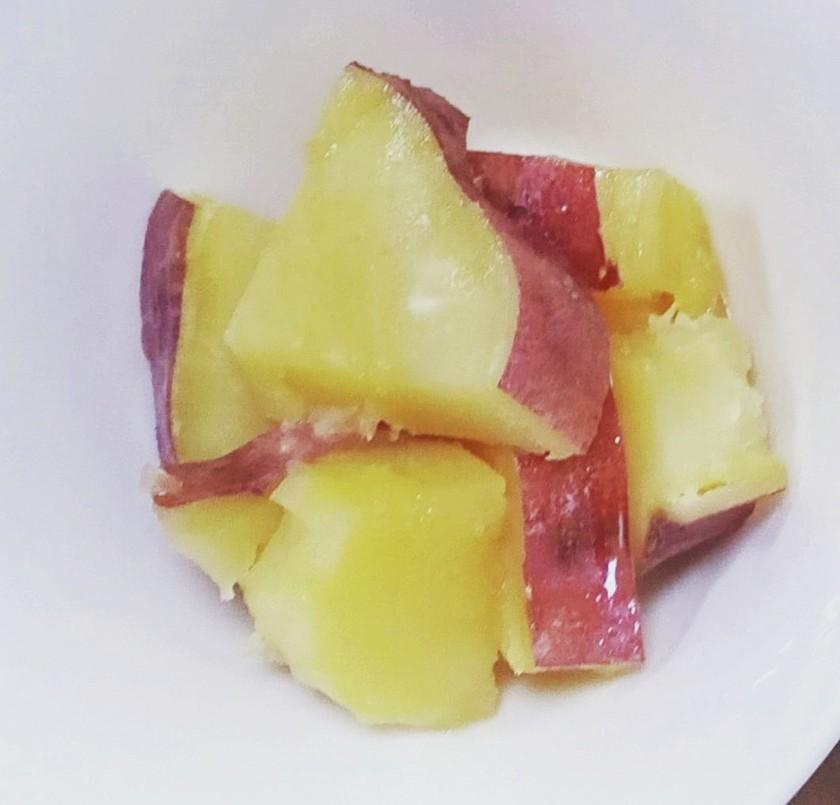 さつま芋のバター煮