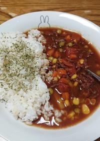 「子どもの日」に作る 絶品 スープカレー