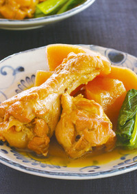 電気圧力鍋で簡単◎鶏手羽と大根さっぱり煮