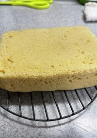 簡単ローカロリーおから蒸しパン