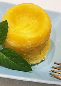 レンジで2分♪簡単クリチのカップケーキ