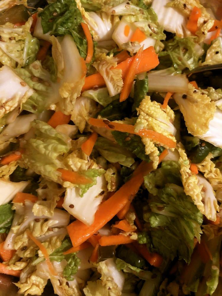 白菜サラダ 中華