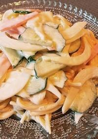 ◆簡単♡春♡新玉ねぎのパスタサラダ◆
