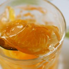 ふるふるオレンジゼリー