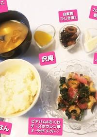 豆腐&なめこ味噌汁&冷凍庫の色々♡