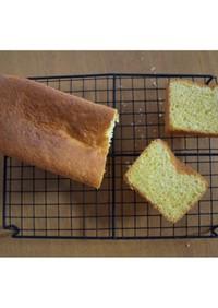 お酒と米粉のケーキ
