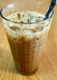 インスタントコーヒーで作るアイスコーヒー