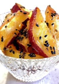 三温糖と蜂蜜バターで甘ウマ♡さつま芋♡