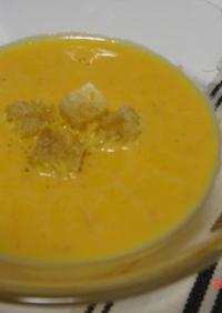 簡単!!にんじんスープ。