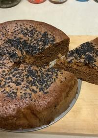 黒糖蒸しパン*雁月(がんづき)フークレエ