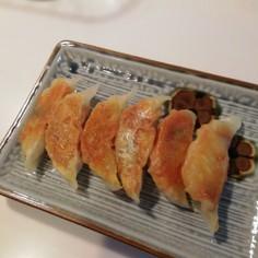 簡単!ズボラレシピ!卯の花とキムチの餃子