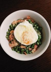 簡単☆青豆のサラダ