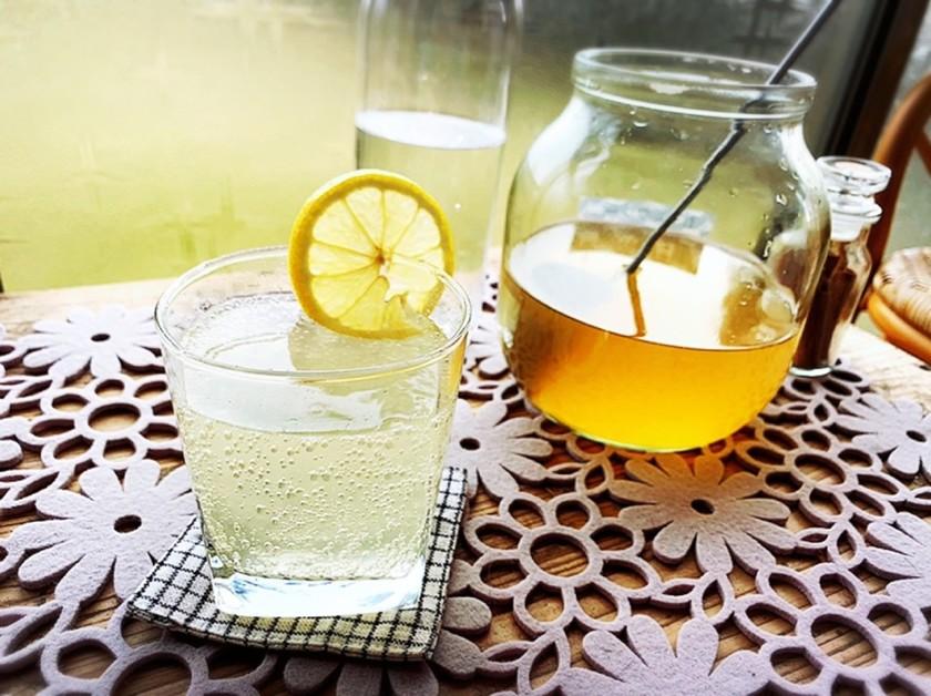 レモンとローズマリーのサワードリンク