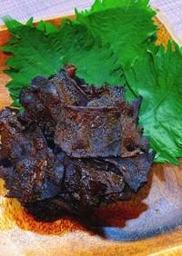 牛タンジャーキー 【焼肉のたれレシピ】