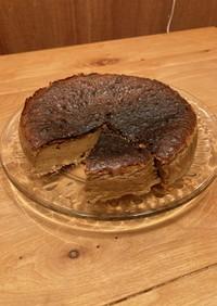 ほろにがコーヒーアーモンドチーズケーキ