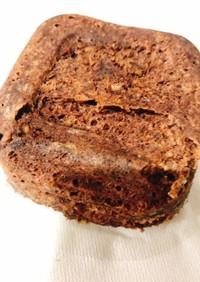 オートミールで!ココア蒸しパン