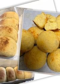 発酵簡単☆自慢の万能絶品おから簡単楽パン
