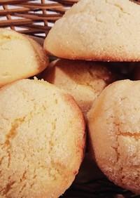 天然酵母でメロンパン