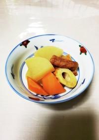大根と練り物の煮物