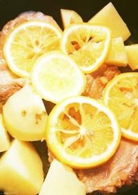 さっぱり美味しい♪ レモンチキン
