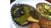 簡単に出来る筍とワカメの煮物の写真