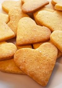 バターなし!サクサク♪米粉クッキー