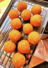チーズボール 韓国 ホットケーキミックス