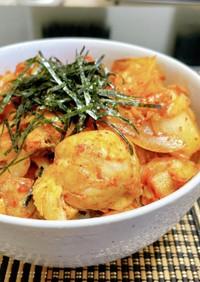 【痩せる韓国料理】肉ぷる 鶏キムチ