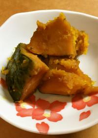 かぼちゃの煮物〜冷凍かぼちゃで〜