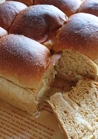 黒糖たっぷり❤ふわふわ黒糖ちぎりパン