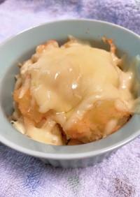 ポテト明太チーズ焼き。