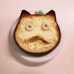 ☆ねこねこ食パンで猫だぞ!パン(^^)☆