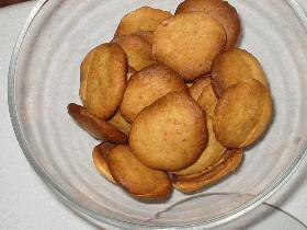 キャロットクッキー
